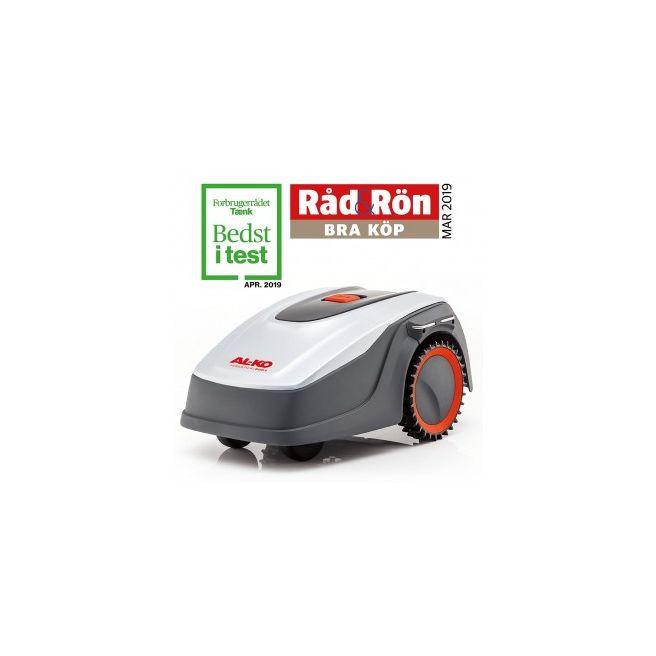 AL-KO Robolinho 500 E Test Robotplæneklipper